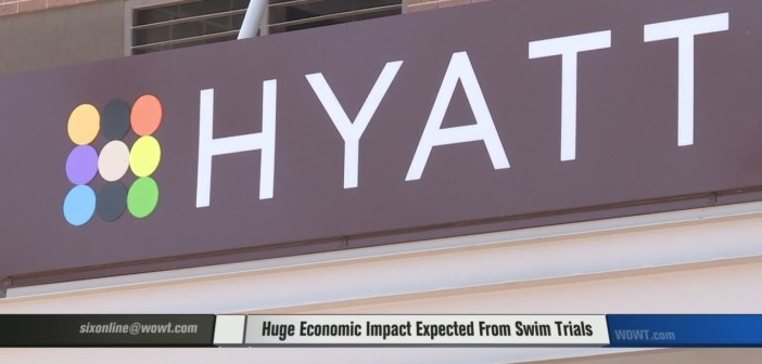 Huge Economic Impact Expected From U.S. Olympic Swim Trials