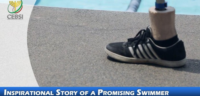 Inspirational Story of a Promising Swimmer