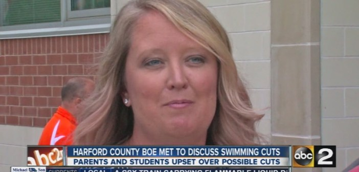 Parents, students fight to keep swimming in Harford County Schools