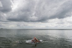 REYMOND Axel FRA Hoorn, Netherlands LEN 2016 European Open Water Swimming Championships Open Water Swimming Men's 25km Day 04 14-07-2016 Photo Giorgio Perottino/Deepbluemedia/Insidefoto