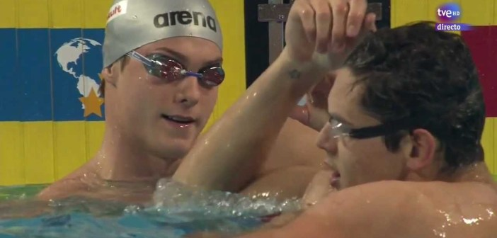 Coach: Swimmers Morozov, Lobintsev have never had any doping violations