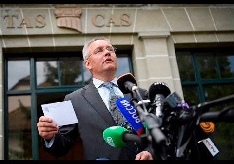 Russian Olympic ban upheld by CAS