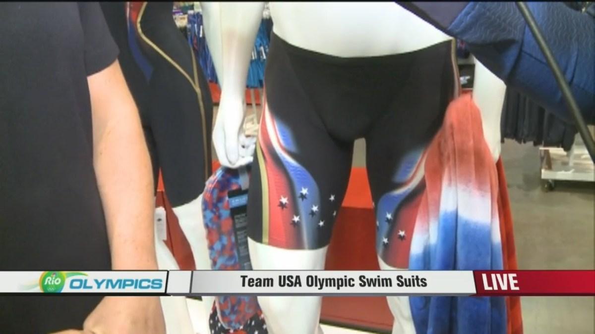 Team USA Olympic Swim Suits
