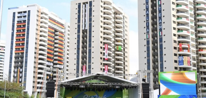 Australian laptops stolen from Rio 2016 Olympic Village during fire evacuation