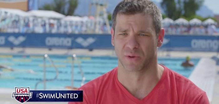 David Plummer – USA Swimming Olympic Team 2016