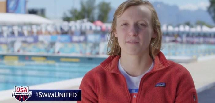 Katie Ledecky – USA Swimming Olympic Team 2016