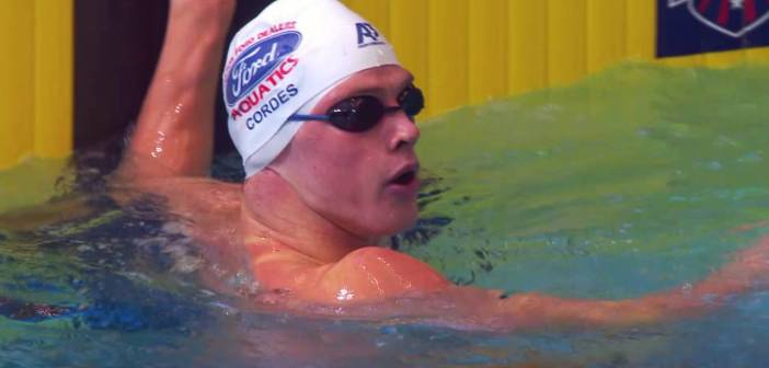 Kevin Cordes – USA Swimming Olympic Team 2016