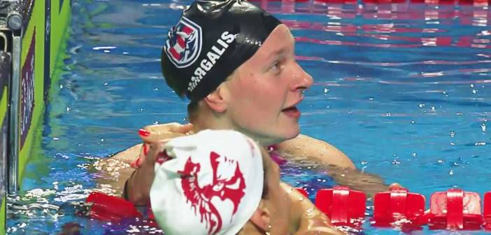 Melanie Margalis – USA Swimming Olympic Team 2016