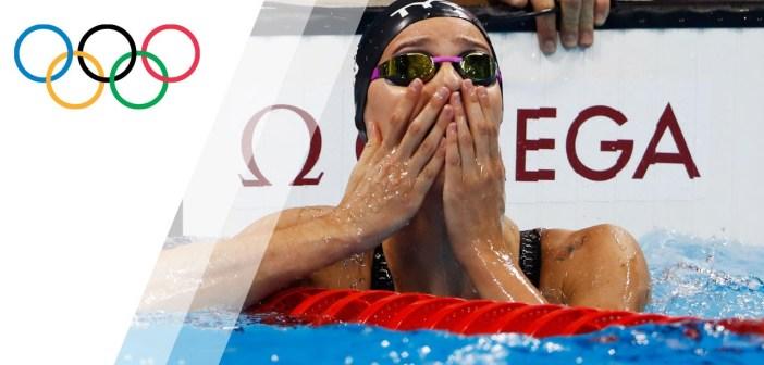 Rio 2016: Denmark's Blume wins gold in Women's 50m Freestyle