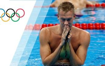 Rio 2016: Kazakhstan's Balandin wins 200m Breast gold