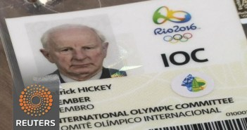 Rio 2016: Police arrest EOC president Patrick Hickey