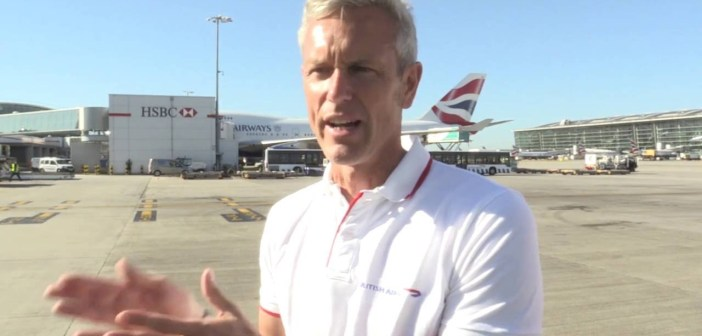 Team GB Return Home – Interview With Former Olympic Swimmer Mark Foster