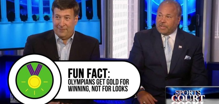 Video compilation highlights all the sexist moments from the Olympics coverage