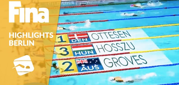 Highlights – FINA/airweave Swimming World Cup 2016 #2 Berlin
