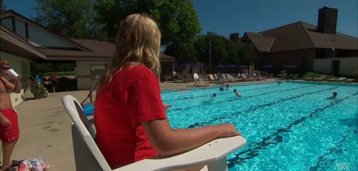 Mayo Clinic Minute: Are Swimming Pools Safe?