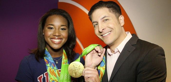 Olympic Swimmer Simone Manuel Behind The Velvet Rope with Arthur Kade