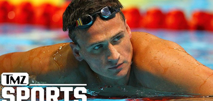 Reports: Ryan Lochte suspended from swimming events over Brazil stunt