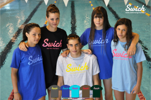 SWICH T-SHIRTS http://www.swimmingchannel.it/merchandising/