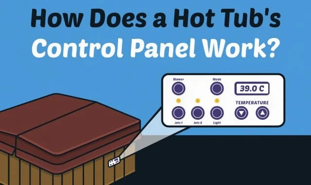 How Does a Hot Tub\u0027s Control Panel Work?