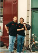 Sean Kavanagh & Conor Walsh
