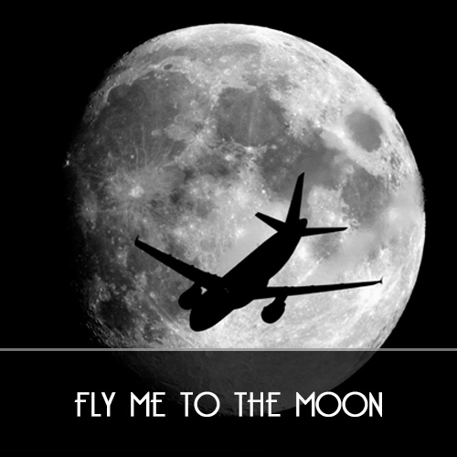 Fly Me to the Moon - Chris Gillard Swing Singer
