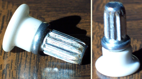 Kitchen drawer rollers from the early 60s : SWISCO.com