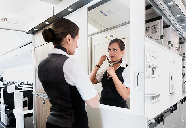 Cabin Crew Member Take off professionally with SWISS SWISS