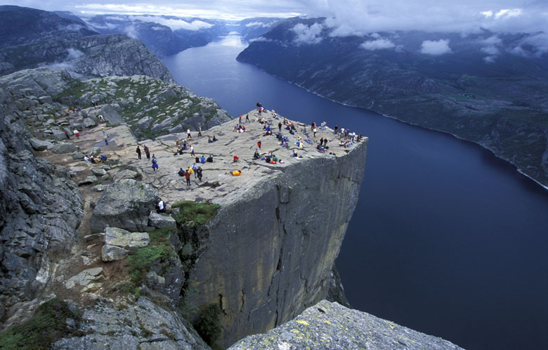 Fjords of Norway Switchback Travel