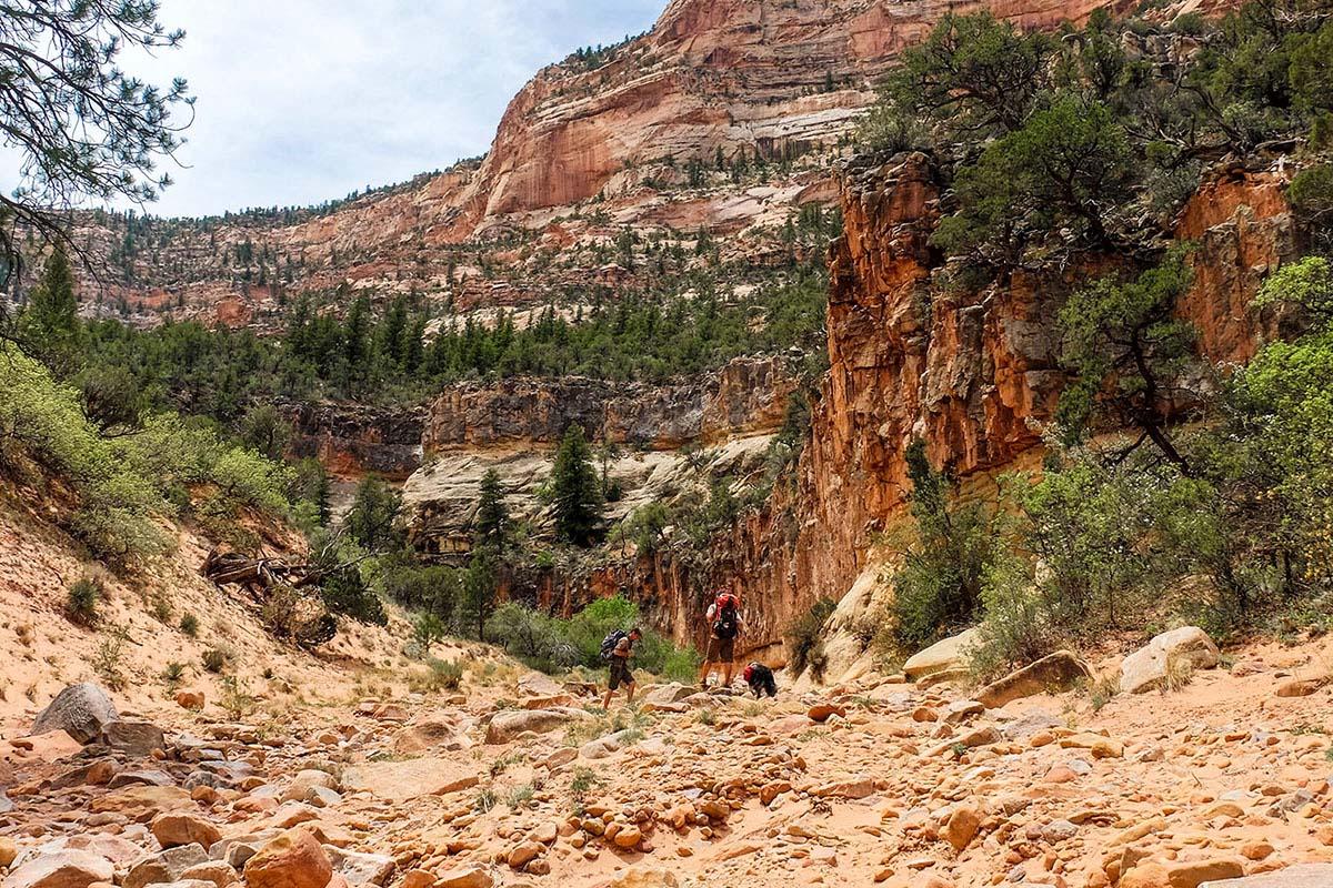 On Location Dark Canyon Wilderness Switchback Travel