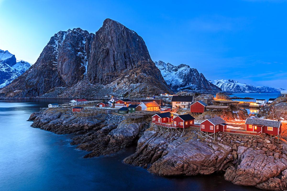 World Beautiful Cars Wallpapers Rorbuer Fishermen S Cabins Of The Lofoten Islands