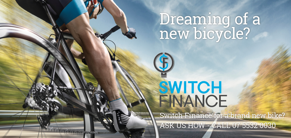Switch Finance for a brand new bike?