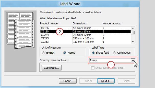 Lesson 55 Labels - Swotster