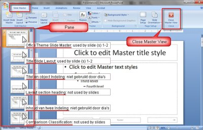 Lesson 40: What is Slide Master? - Swotster
