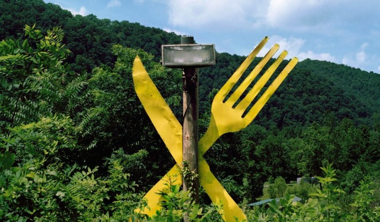 Knife and Fork | Meryl Truett