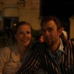 Hyggelig førstedags middag i Olbia