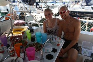 Mari og Lars