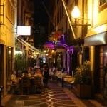 Typisk trivelig smug og restauranter :)