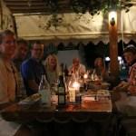 Ute med Gunnstein og familie i Puerto Mogan