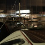 Spinnvill i Mogan by night