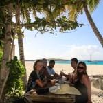 Bursdagslunch Pricley Pears Cays