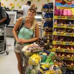 Et ekte supermarked på Antigua