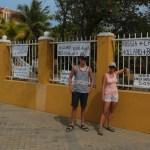 Flere sinte innbyggere på Bonaire. Ååå, så sinna.