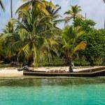 Kokosnøttbåten gjør sitt ærend.