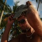 Da er det bare å ta på seg hatten for denne gangs opphold i Kuna Yala.