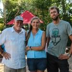 Savner disse to snille, gode menneskene som er på vei til Mexico.