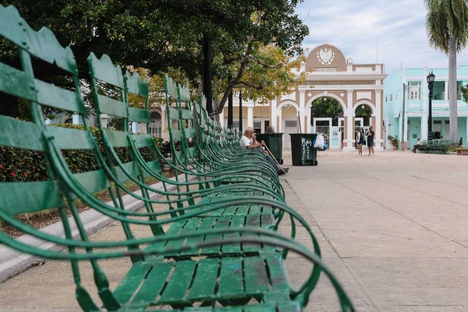 Mange fasader og parker var utrolig godt vedlikeholdt.