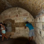 Fortet i Hamiltons mange underjordiske ganger