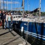 Avskjed med Atlanterhavsmannskapet - Ole og Rune