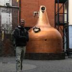 Vi kunne jo ikke være en hel dag i Dublin uten å avlegge Jameson en visitt!