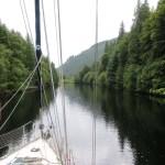 Seiling i eventyrskog